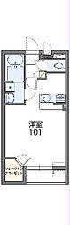 ソシオ流通センター駅 4.5万円