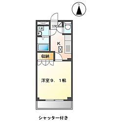 旭前駅 4.6万円