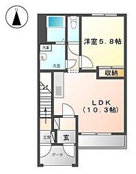 寄居駅 4.2万円