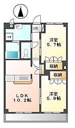 本厚木駅 6.8万円