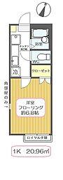 青井駅 5.7万円