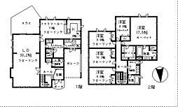 代々木八幡駅 125.0万円
