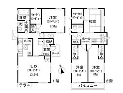九品仏駅 35.0万円