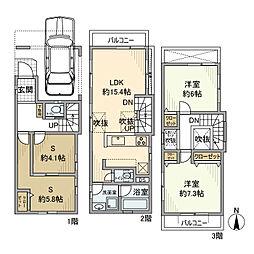 千駄木駅 25.5万円