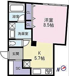 馬込駅 9.2万円
