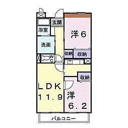 富水駅 6.3万円