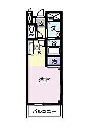 小手指駅 4.9万円