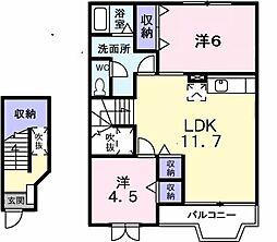 南守谷駅 4.9万円