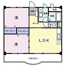 高崎問屋町駅 6.1万円