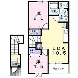 新栃木駅 4.2万円