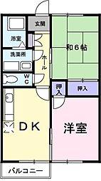川島駅 3.5万円