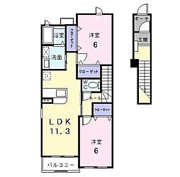 八街駅 5.4万円
