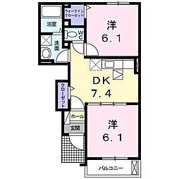野崎駅 3.8万円