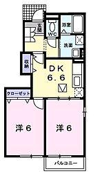 延方駅 4.8万円