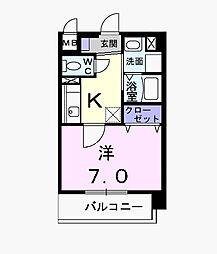 多磨霊園駅 7.2万円