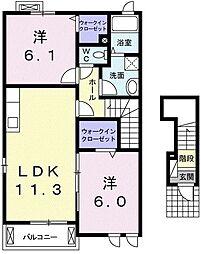 伊勢朝日駅 6.2万円