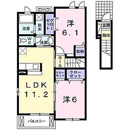 岩瀬駅 5.2万円