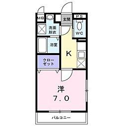 下落合駅 9.3万円