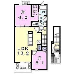 小田渕駅 6.0万円