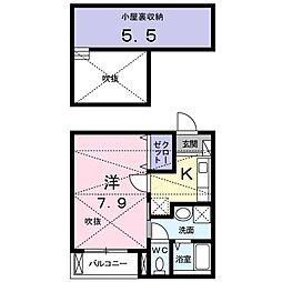 長池駅 5.4万円