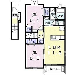 下野大沢駅 5.6万円