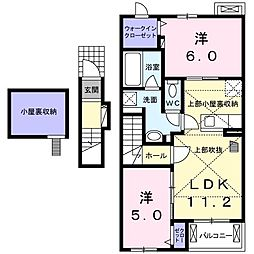 小前田駅 6.3万円