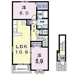 羽生駅 6.6万円
