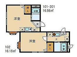 安中駅 1.5万円