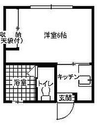 西八王子駅 2.7万円