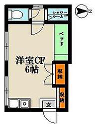 洗足駅 5.0万円