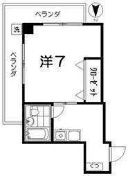 落合駅 6.9万円