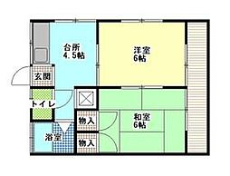 東飯能駅 4.8万円