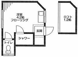 中野新橋駅 4.6万円