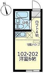 鶴見駅 4.5万円