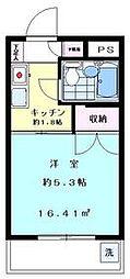 西馬込駅 5.5万円