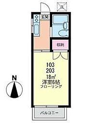 白楽駅 3.9万円