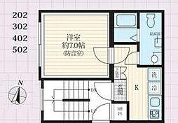 板橋区役所前駅 9.8万円