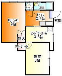 三ツ境駅 4.8万円