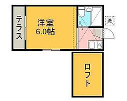 京成大久保駅 2.7万円