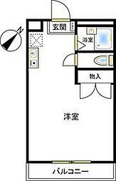 榎戸駅 2.5万円