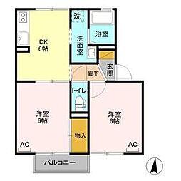 下館駅 4.9万円