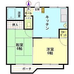 毛呂駅 4.5万円