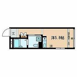 東小金井駅 6.6万円