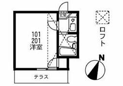 妙蓮寺駅 3.9万円