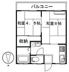 北高崎駅 3.5万円