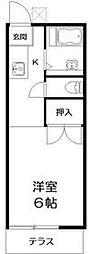 高根木戸駅 2.3万円