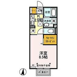 北藤岡駅 4.7万円