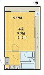 早稲田駅 6.2万円