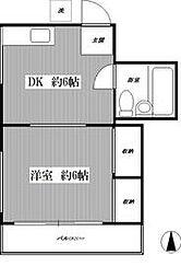 浜田山駅 4.6万円