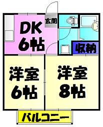大森台駅 3.9万円